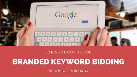 branded keyword bidding