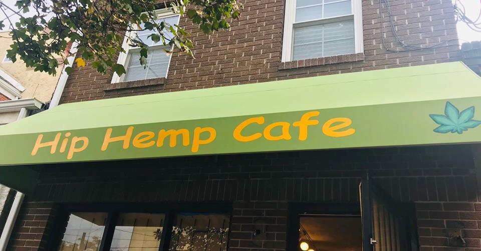 Hip Hemp Cafe - Storefront