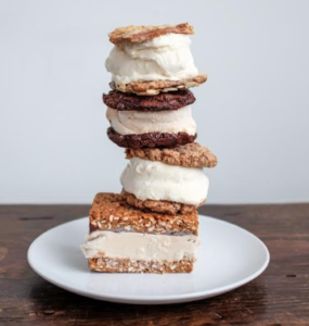 Zsa's ice cream sandwich