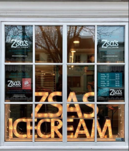 Zsa's - Small Business Saturday