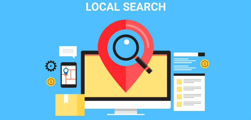 Google My Business - Local Search