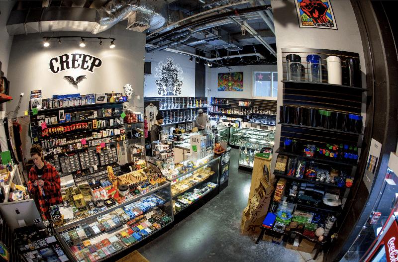 Creep Records Store Philadelphia