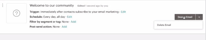 Design Your MailChimp Email