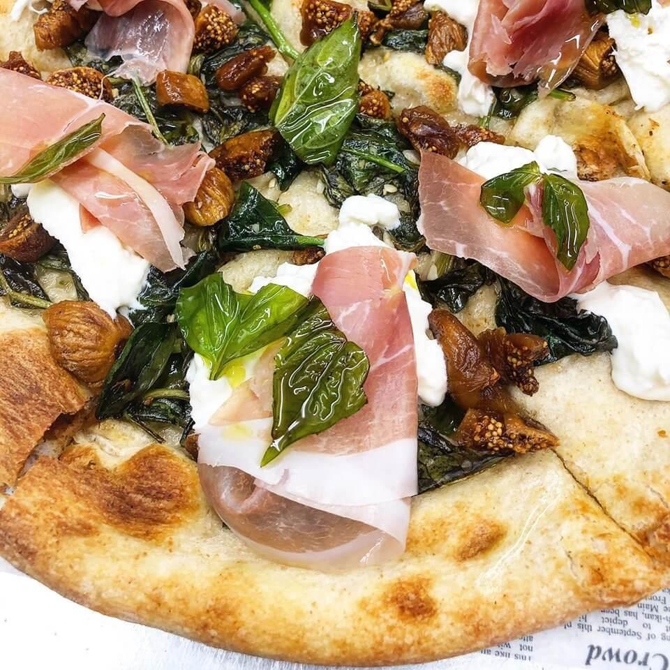 D'Oliva Pizza