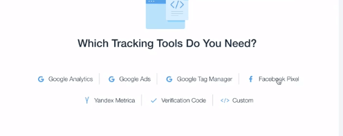 Wix Tracking Tools