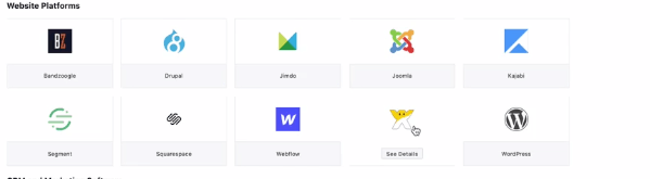 Facebook Partner Integrations