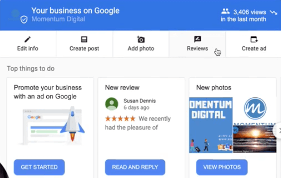 Your business on Google