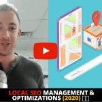 Local SEO Management & Optimizations for 2020
