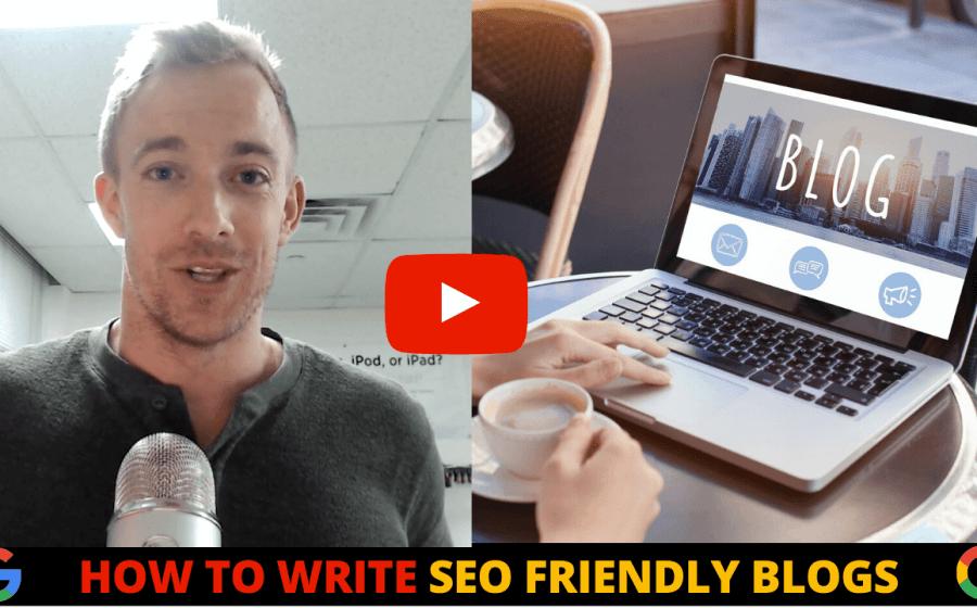 How to Write SEO Friendly Blogs