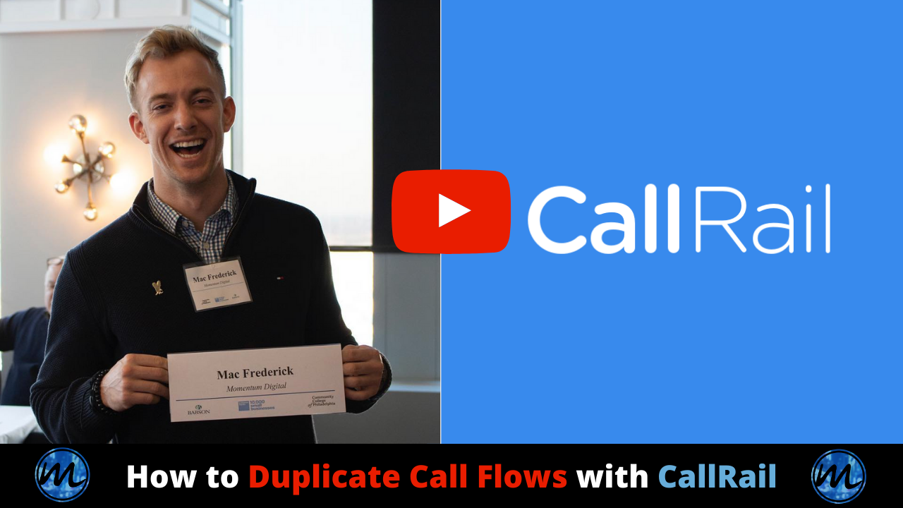 How to Duplicate a Call Flow in CallRail